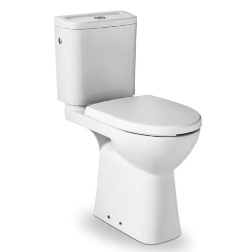 ➊➋➌ Kompakt Wc Roca Dostępna łazienka A342237000 67x36 Cm