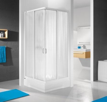 ➊➋➌ Kabina Sanplast Aspira 0x0 Cm 600030003001251 Prysznice