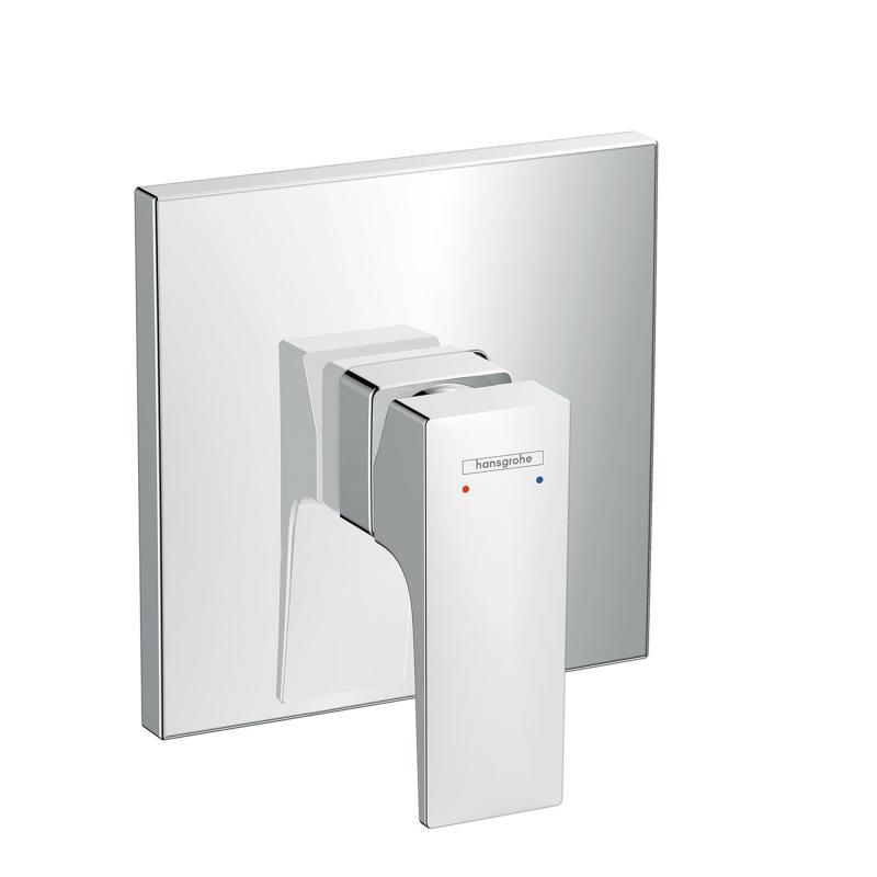 ➊➋➌ Bateria Wannowa Prysznicowa Podtynkowa Hansgrohe Metropol
