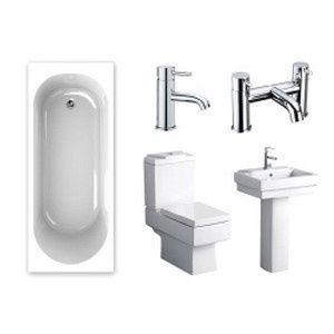 Kompletne łazienki
