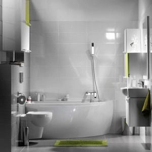 Małe łazienki