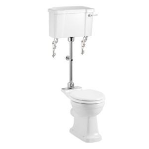 Toalety WC stojące retro