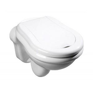 Toalety WC wiszące retro
