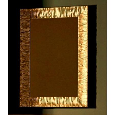 Kerasan Retro Lustro łazienkowe 70x100 cm, złota rama 736503