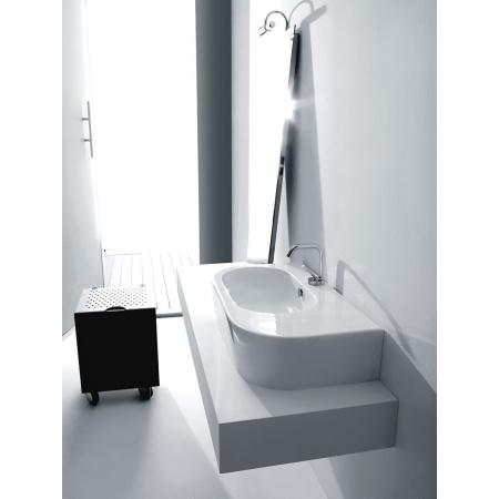 Kerasan Flo Umywalka wisząca 75x42 cm, biała 3143
