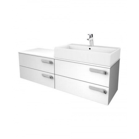 Ideal Standard Strada Szafka 140 cm pod umywalkę prawa, biała K2461WG