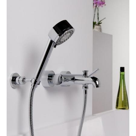 Steinberg 100 Zestaw prysznicowy natynkowy chrom 1001626