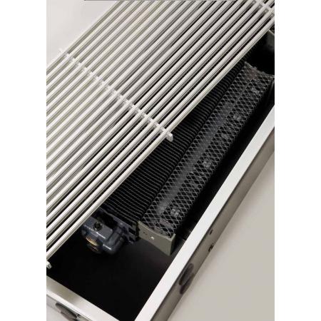 Jaga Mini Canal grzejnik typ 26 DBE wys. 140mm szer. 1300mm kolor aluminium (MICU. 014 130 26/ DNA /DBE)