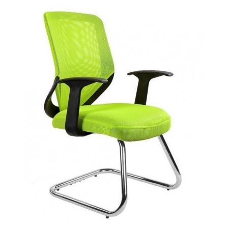 Unique Mobi Skid Fotel biurowy, zielony W-953-9