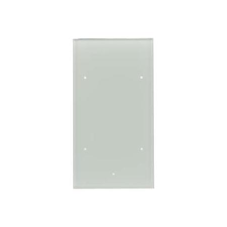 Berker TS Sensor Włącznik szklany dotykowy 2-krotny, biały 168209