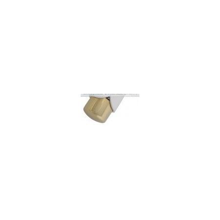 Schlosser Brillant SH Głowica termostatyczna biała-złoto (600200008)