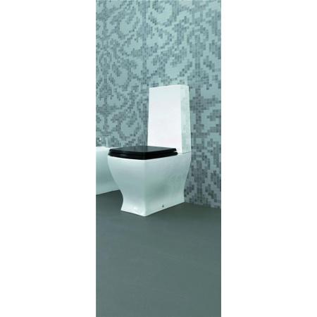 Art Ceram Jazz Kompakt WC biały JZ05+JZ06 / JZV00301;00+JZC00101;00