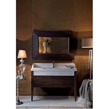 Kerasan Bentley Drewniana szuflada pod umywalkę 120x50 cm, ciemne drewno 917347