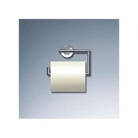 Dornbracht Tara Uchwyt na papier toaletowy z pokrywą chrom (83500892-00)