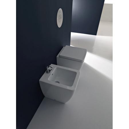 Kerasan Ego Miska WC stojąca 46x36 cm, biała 3214