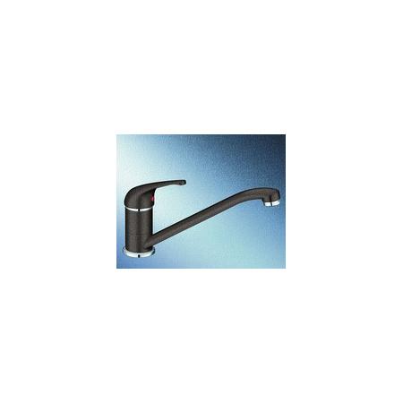 Blanco Vitis Silgranit-Look Jednouchwytowa bateria kuchenna stojąca, brązowa kawowa 515367