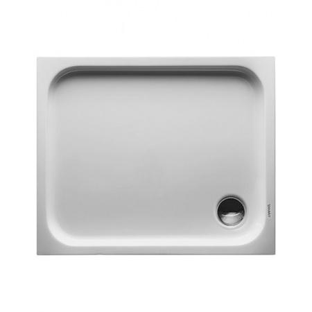 Duravit D-Code Brodzik prostokątny 100x90x3,5 cm akrylowy, biały 720107000000000