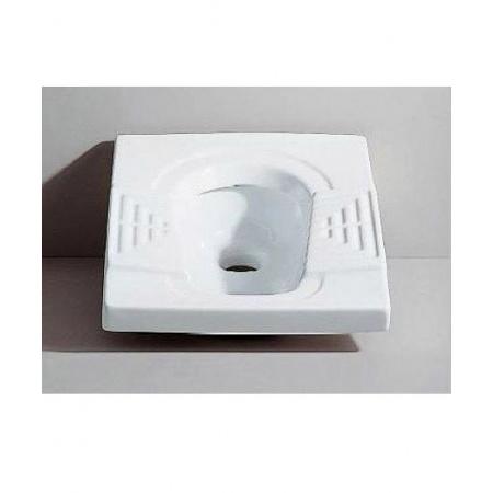 Flaminia Normale WC turecki 70x56x23,5cm, biały 3499
