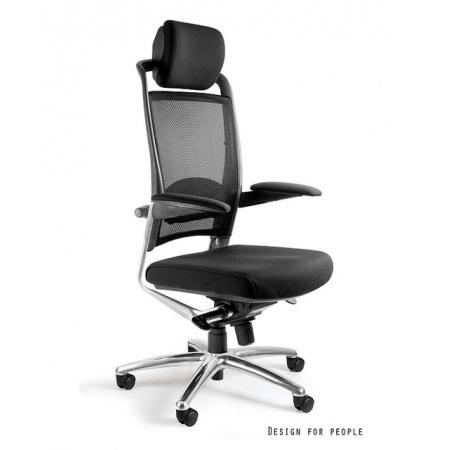 Unique Fulkrum Fotel biurowy, czarny P069