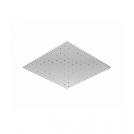 Steinberg 120 Deszczownica prostokątna 14,5x22 cm, chrom 1201687