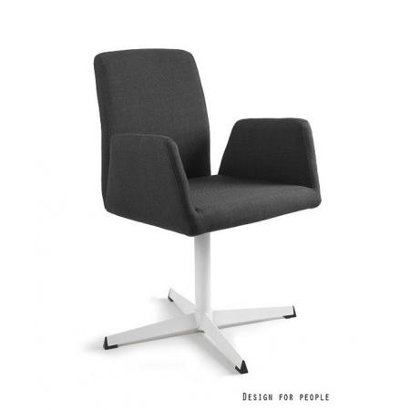 Unique Brava Fotel biurowy, czarny 2-155A-4