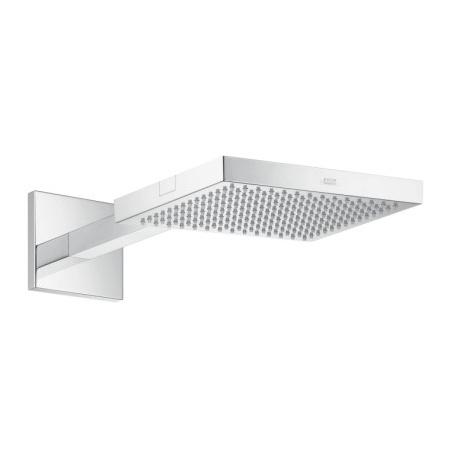Axor ShowerCollection Deszczownica 24x24 cm z ramieniem, chrom 10925000