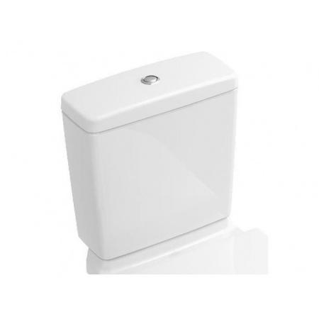 Villeroy & Boch O.Novo Vita Spłuczka z powłoką CeramicPlus, biała Weiss Alpin 576011R1