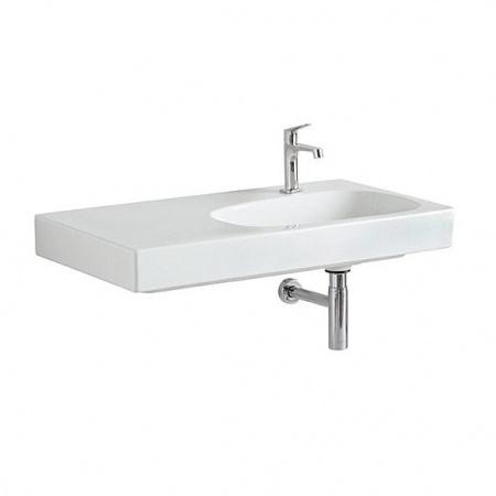 Keramag Citterio Umywalka wisząca/meblowa 50x90 cm bez przelewu, biała 123695