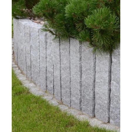 Klink Palisada granitowa G603 12x12x50 cm, Crystal Grey 99519889