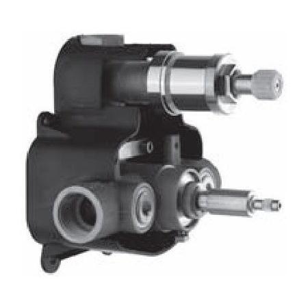 GESSI EMPORIO ARMANI elementy montażowe do baterii 09258.031/09258031