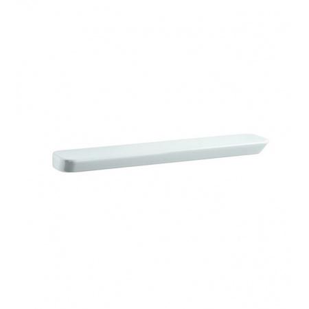 Laufen Alessi Dot Półka ścienna 74x15cm szkliwienie LCC w standardzie, biała H8729020000001