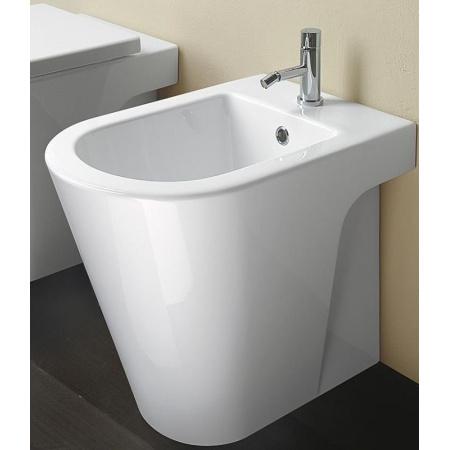 Catalano Zero Bidet stojący 35x55 cm z powłoką CataGlaze, biały BI55 / 1BI5500