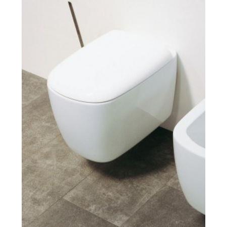 Flaminia Mono Miska WC wisząca 52x35x32cm, biała MN118