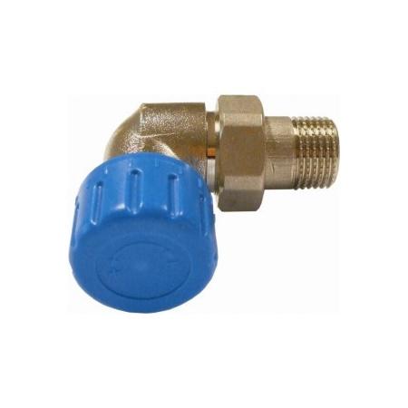 Schlosser zawór termostatyczny DN15 1/2xM22x1,5 osiowo lewy 6012 00012