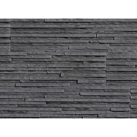 Stegu Palermo 2 Kamień dekoracyjny 55x14,2 cm, graphite STEPAL2KD5514GRA