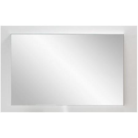 Antado Akcesoria łazienkowe Lustro Aluminium białe ALB-110x65