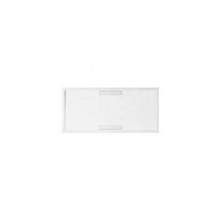 Villeroy & Boch Squaro Brodzik prostokątny Super Flat - 180/90/18 cm Edelweiss (DQ1890SQR2V41)