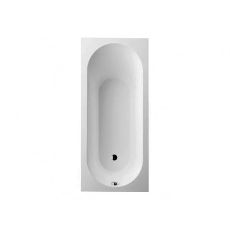 Villeroy & Boch Oberon Solo Quaryl Wanna prostokątna 160x75 cm, biała UBQ160OBE2V-01