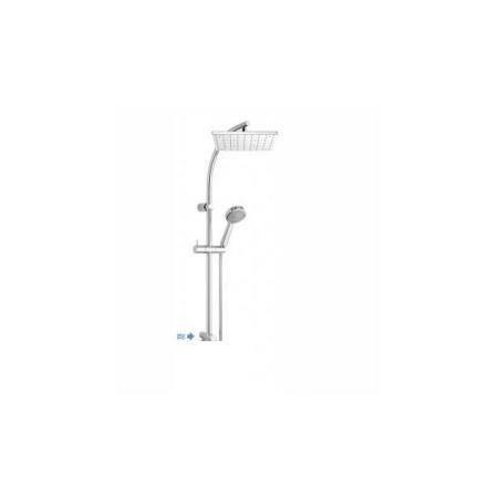 IB RUBINETTERIE Zestaw prysznicowy chrom N15095CC