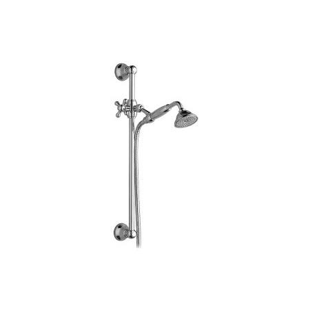 IB RUBINETTERIE Zestaw prysznicowy Old America chrom RC039CC