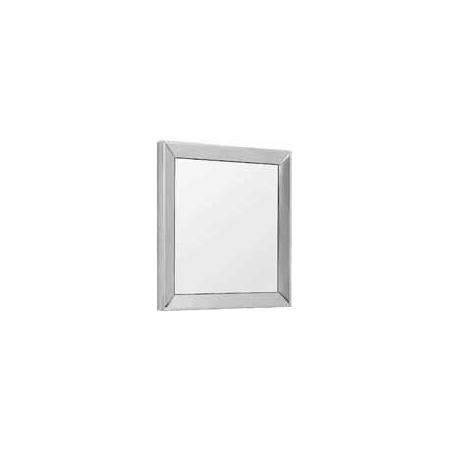 Kerasan lustro Units w stalowej ramie 9076