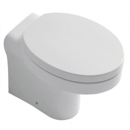 Kerasan Cento Miska stojąca 54x40x37 cm, biała 3516