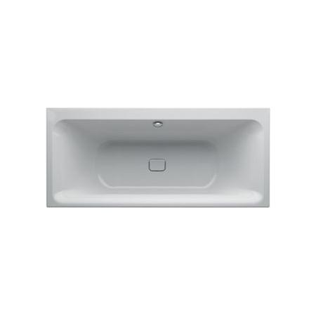 Keramag MyDay Wanna prostokątna 180x80 cm, z odpływem na środku, biała 650580