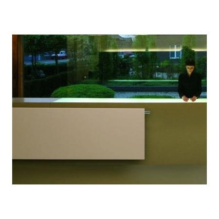 Vasco NIVA POZIOMA - NH2L1 podwójny 1220 x 550 kolor: biały