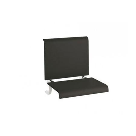 Emco System 2 Krzesło prysznicowe wiszące 36,1x48,3x44,9 cm, chrom 355121201