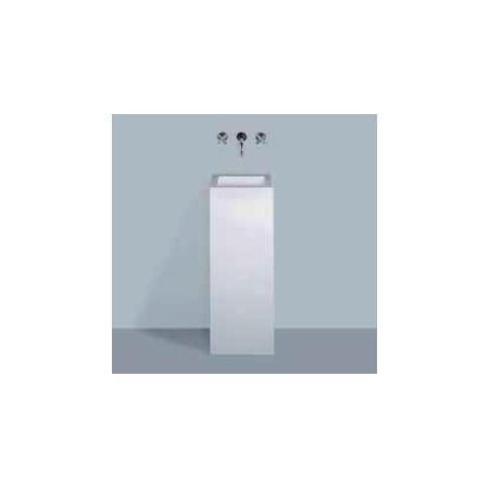 Alape umywalka emaliowana WT.RX325QS biała wymiary 900 x 325 x 365 nr kat. 4801000401