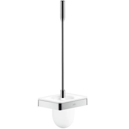 Axor Universal Accessories Pojemnik ze szczotką WC, chrom 42835000