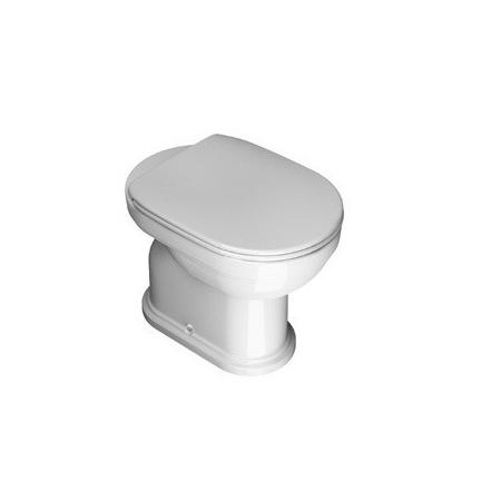 Catalano Canova Royal Miska WC stojąca 53x36 cm z powłoką CataGlaze, biała 1VACV00