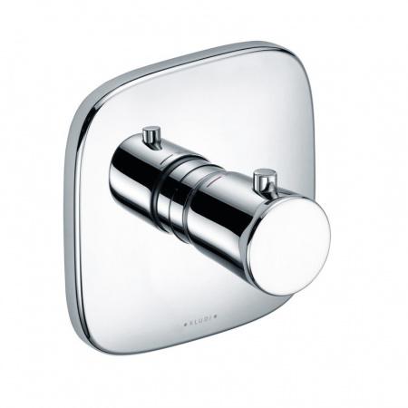 Kludi Ambienta Bateria prysznicowa podtynkowa z termostatem, chrom 537290575