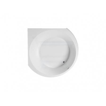 Villeroy & Boch LuXXus Wanna narożna 145x145 cm, z obudową z aluminium - Weiss Alpin (BQ145LUX3LUV01)
